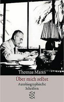Über mich selbst. Autobiographische Schriften. von Thoma... | Buch | Zustand