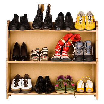 Top 5 Tips on Choosing a Shoe Rack