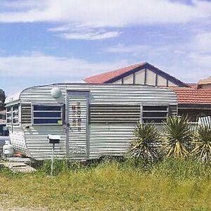 Vintage Classic Caravan Garden Suburb Lake Macquarie Area Preview