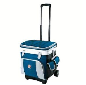 Rolling Cooler with extendable handle  Kitchener / Waterloo Kitchener Area image 1