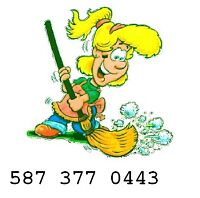 Offering Cleaning/Household Services