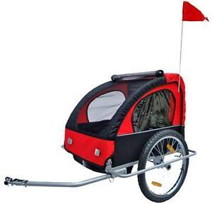 Factory Second Bicycle Bike TRAILER Children with Suspension Auburn Auburn Area Preview