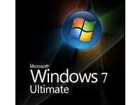 MICROSOFT WINDOWS 7 ULTIMATE x32/x64