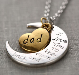 I love you to the moon and back necklaces. Windsor Region Ontario image 2