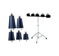 Brand New! Cow Bell with Stand