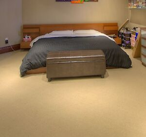 Ikea Kingsize Bed with Two Night Tables and with Two Dressers