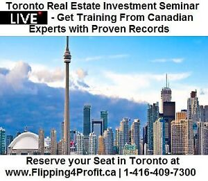Crash Course Flipping houses for Instant Profit Seminar