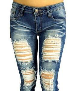 Ripped jeans for women on sale – Global trend jeans models