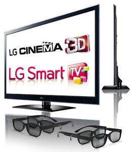 "47"" LG INFINIA SMART LED 3D TV 120hz"