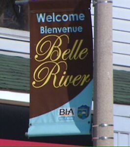 Looking for house rental in belle River for family.