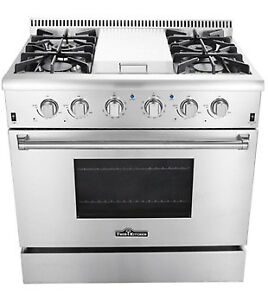 Thor Stainless Steel Gas Ranges and Hoods @ Bryan's Farm Auction