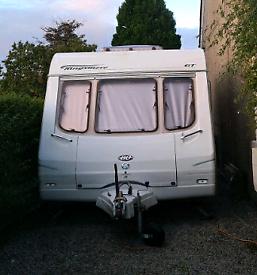 Swift caravan 2004 - 6 berth