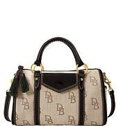 Dooney and Bourke Barrel Satchel