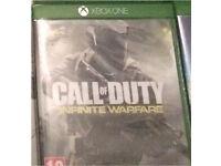 Call of duty infinite warfare(Xbox one)