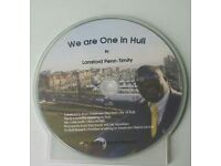 We are One in Hull Music CD