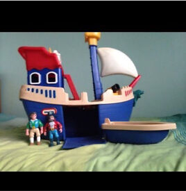 LITTLE TIKES pirate ship accepting any offers