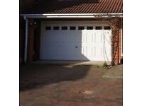 Double secured garage
