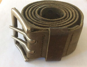 """Ceinture Diesel """"Military""""Collection Men's Belt size 34 (Medium)"""