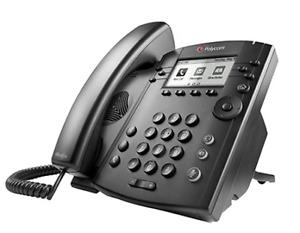 Polycom VVX 300 Series Business Media Phone