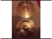 """Meinl MCS 14"""" Hi Hats"""