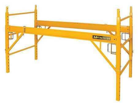 METALTECH I-ISEX4PPNCAS Extension, Steel, 1000 lb.