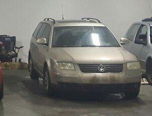 2004 Volkswagen Passat Familiale