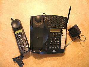 GE 32 CHANNEL - 900 MHz CORDLESS SPEAKERPHONE