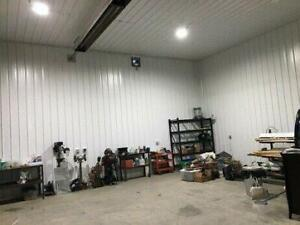High Output Commercial LED Lighting * Shop Lights *Garage Lights * Yard Lighting *Retrofit Lights