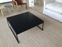 BoConcept Lugo Coffee table black stained Oak veneer