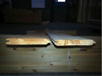 OUTLET LUMBER SALE -  CEDAR Tongue and Groove