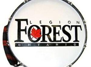 Forest Legion Meat Raffle