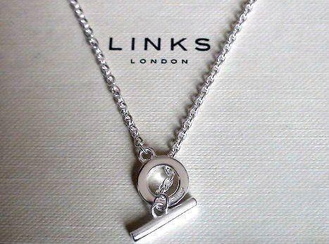 Links Of London Silver Necklace Ebay