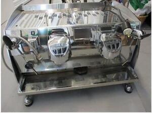 Nuova Simonelli Black Eagle Commercial Espresso Machine C/W Grinder