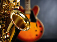 ADVANCED GUITAR AND SAX FOR JAZZ/GROOVE PROJECT