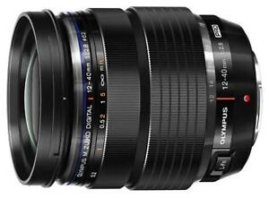 WANTED: Olympus M Zuiko Digital ED 12-40mm f/2.8