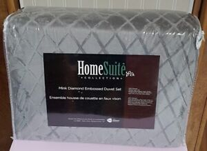 Mink Duvet Sets - TWIN SIZE - Home Suite Collection - BRAND NEW