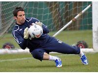 Goalkeeper Wanted