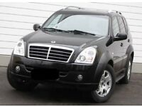*LOW MILEAGE* 2008 Ssangyong Rexton II 2.7 SX Mercedes Reliability