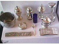 Beautifull joblot sterling silver items