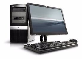 HP DX 2450 MINITOWER PC (Win7x64)