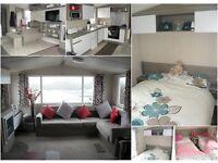 FAMILY OWNED 3 BEDROOM SWIFT SOLEIL CARAVAN TO RENT (NEWTON HALL CARAVAN PARK)