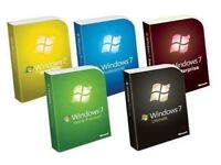 MICROSOFT WINDOWS 7 All-In-One
