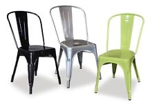 Tolix High Back Chair (Replica Xavier Pauchard) Osborne Park Stirling Area Preview