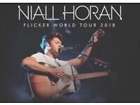 2X Niall Horan Tickets