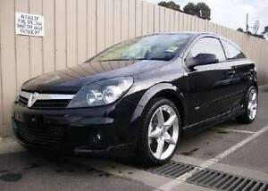 2008 Astra SRi Turbo Coupe My09 Byron Bay Byron Area Preview