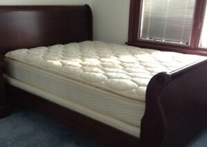 Nice Double Size Pillowtop Bed - FREE DELIVERY!!!