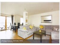 Lovely Two Bedroom and 2 Bathroom flat to rent in Colindale. Bills included, free gym and parking.