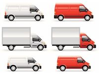 24/7 Man and Van Hire London Couriers Delivery, House Office Moving, Cheap Removals All London & UK