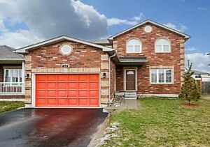 BARRIE - 3-BEDROOM DETACHED HOME WITH FIN. BASEMENT FOR RENT