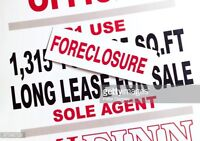 FORECLOSURE??WE WILL HELP WE COMMERCIAL/HOUSES/CONDOS ECT.